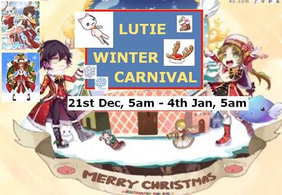 Lutie Winter Carnival