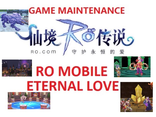 Game Maintenance (16th Jan)