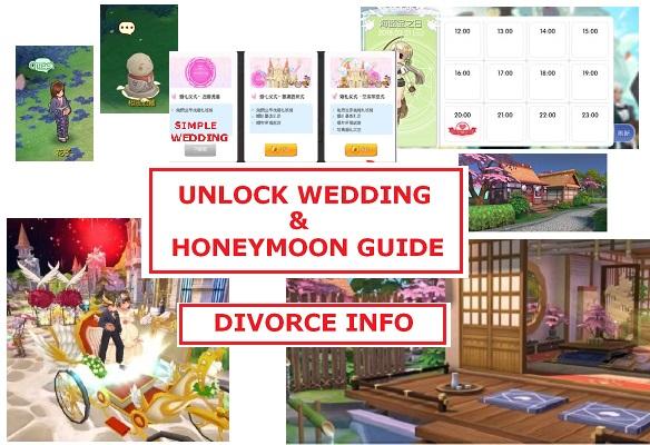 Unlock Wedding & Honeymoon Room Guide