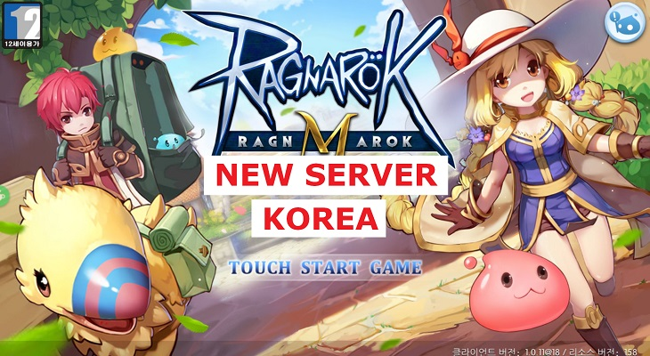 New Mobile RO – Eternal Love Korea Server 2018