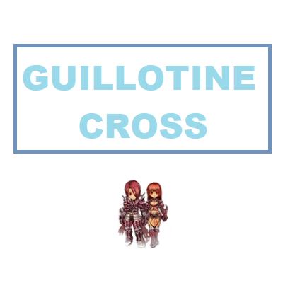 Guillotine Cross Skill