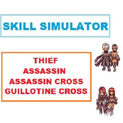 Skill Simulator