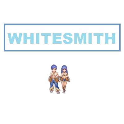 Whitesmith Skill