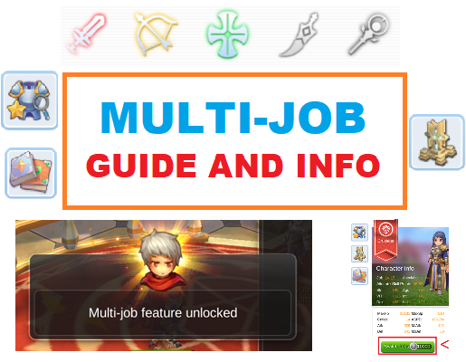 Multi-Job Feature