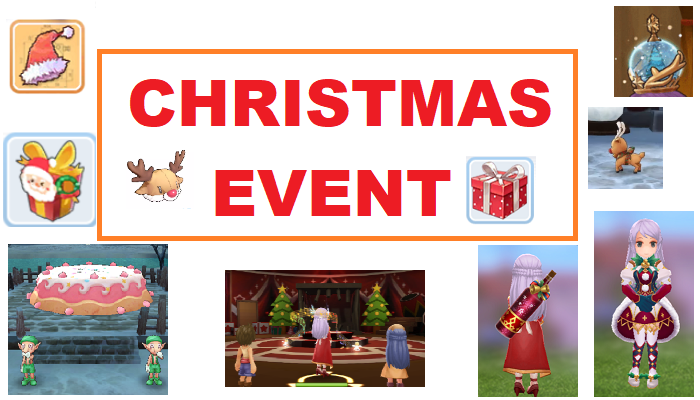 Christmas Event – Red Nosed Rudolph's Wishes