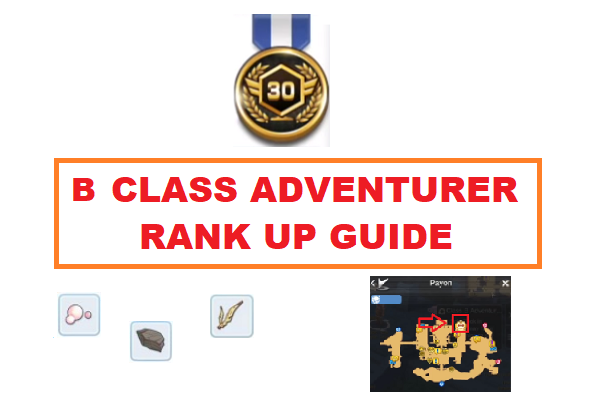 B Grade Adventurer Rank Up Guide