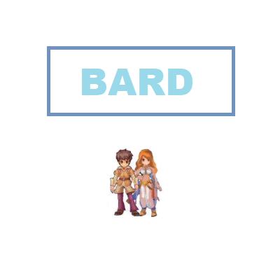 Bard (2nd Job) Skill Translation