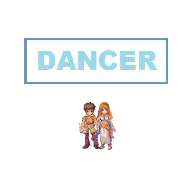 Dancer (2nd Job) Skill Translation