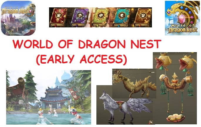 World of Dragon Nest (Early Access)